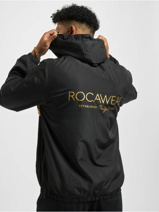 Rocawear Prechodné vetrovky Midas èierna
