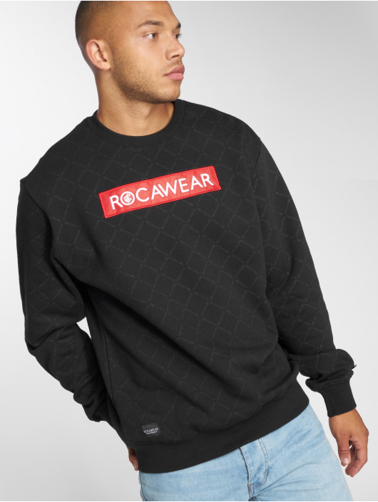 Rocawear Pullover Checked black