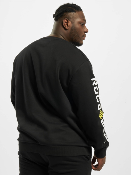 Rocawear Pullover Big Printed black
