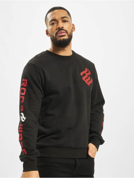 Rocawear Pullover Printed black