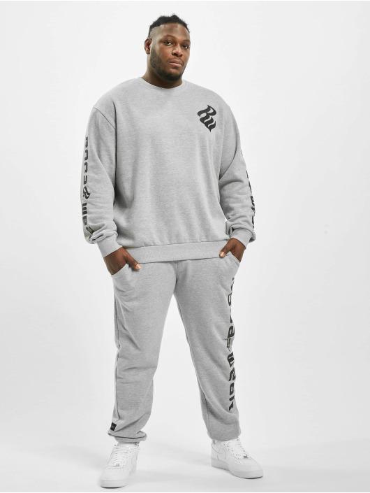 Rocawear Pullover Big Printed grau