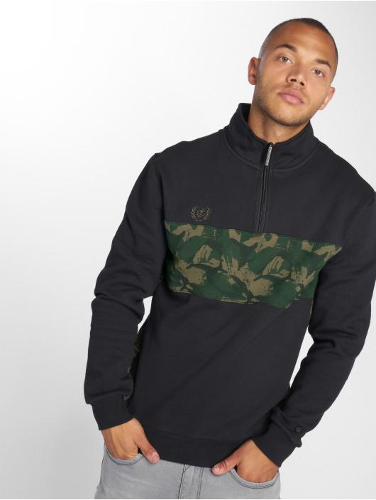 Rocawear Pullover Track schwarz
