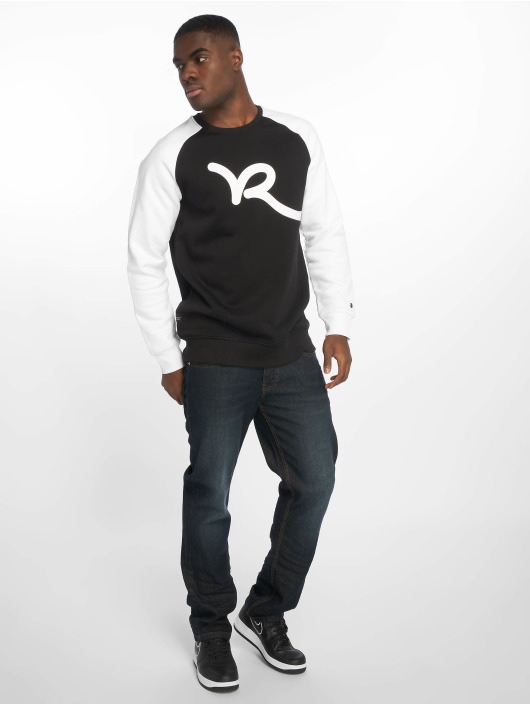 Rocawear Pullover Logo schwarz