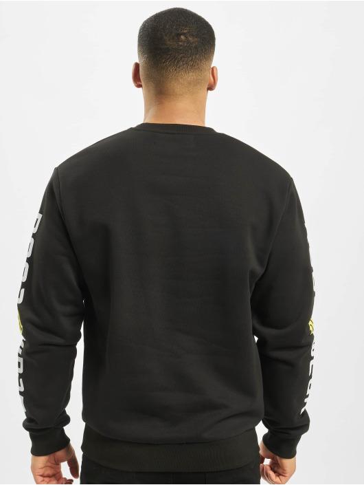 Rocawear Pullover Printed schwarz