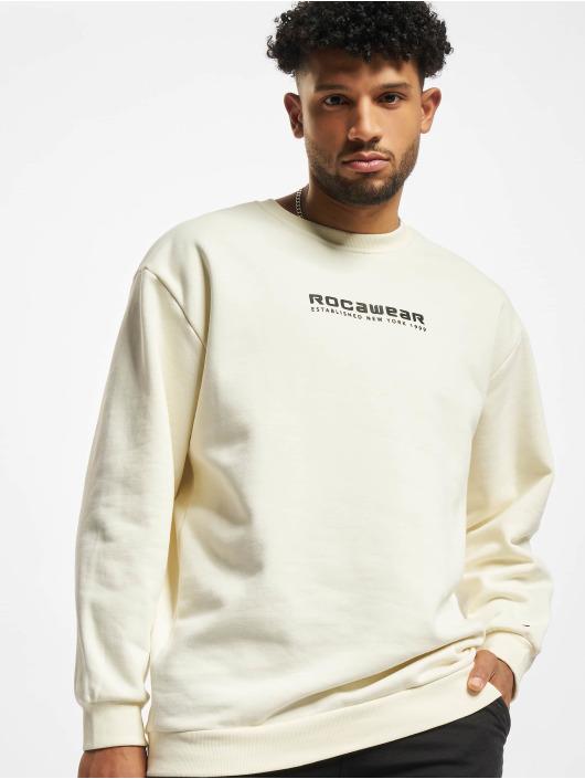 Rocawear Pullover Franklin weiß