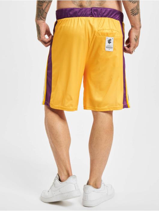 Rocawear Shorts brownsville gelb