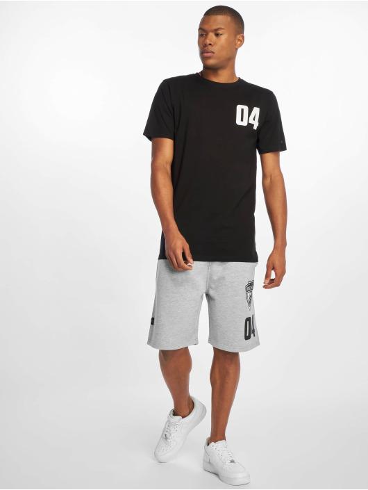 Rocawear Shorts Fleece grau