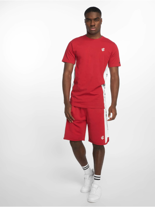 Rocawear Shorts Double Logo red
