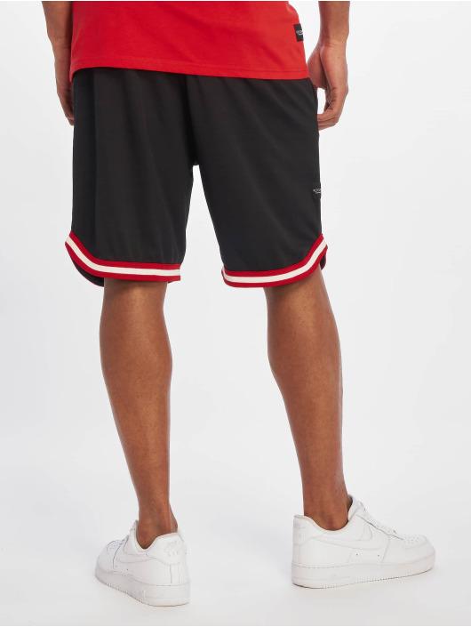 Rocawear Shorts Mesh schwarz