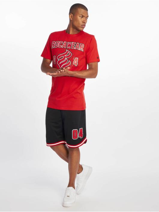 Rocawear Shorts Mesh svart