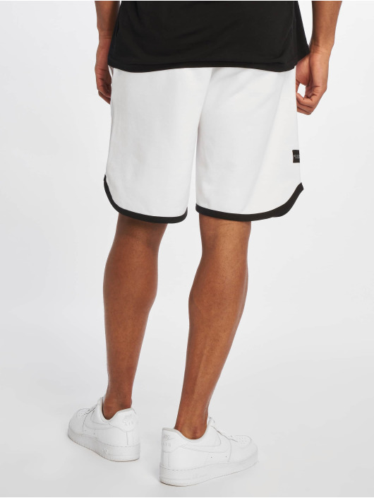 Rocawear Shorts Fleece weiß