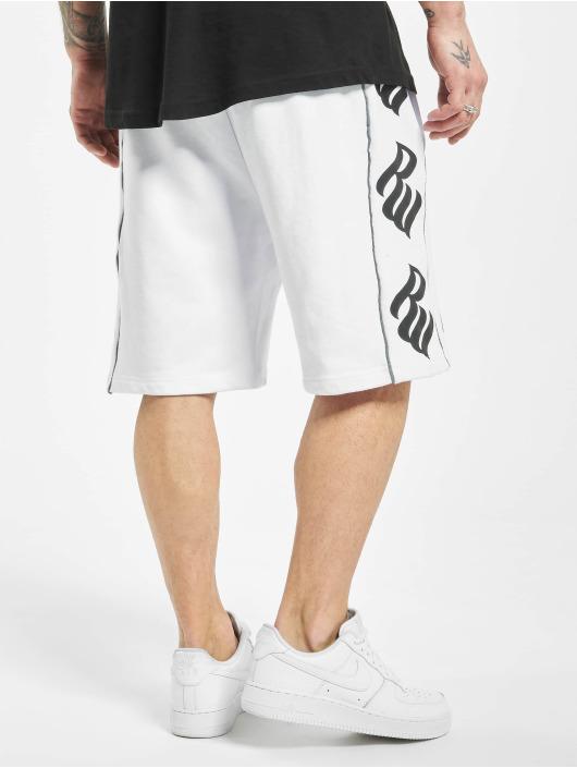 Rocawear Shorts Hudson weiß