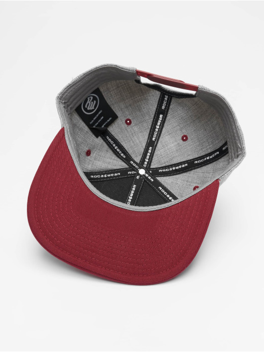 Rocawear Snapback Cap Tam rot
