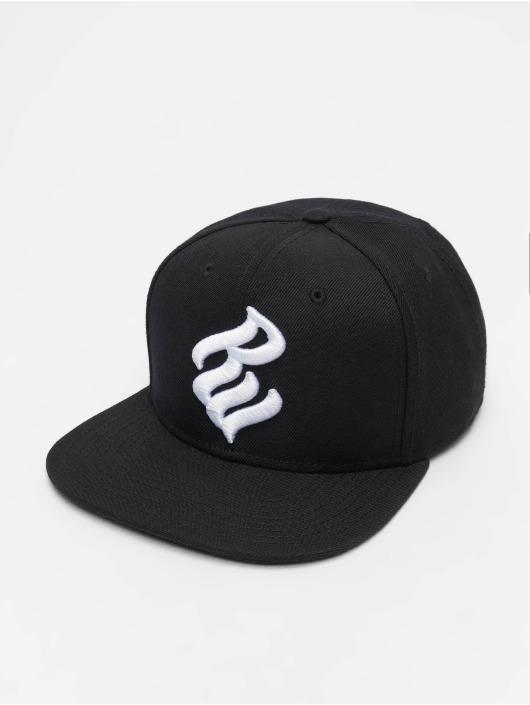 Rocawear Snapback Cap Nam schwarz