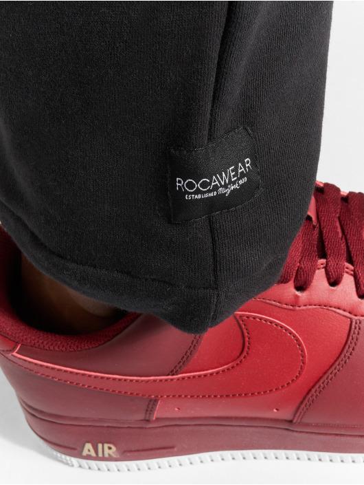 Rocawear Spodnie do joggingu Fleece czarny