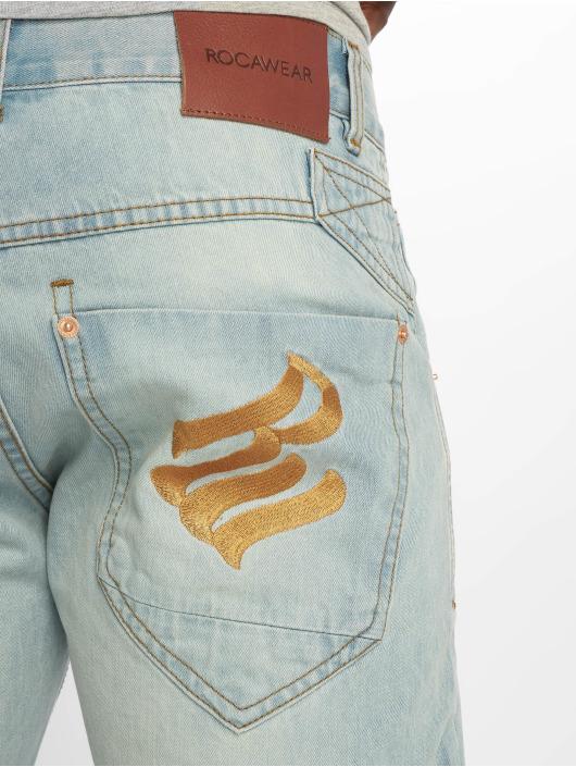 Rocawear Straight Fit Jeans MON Tony blau