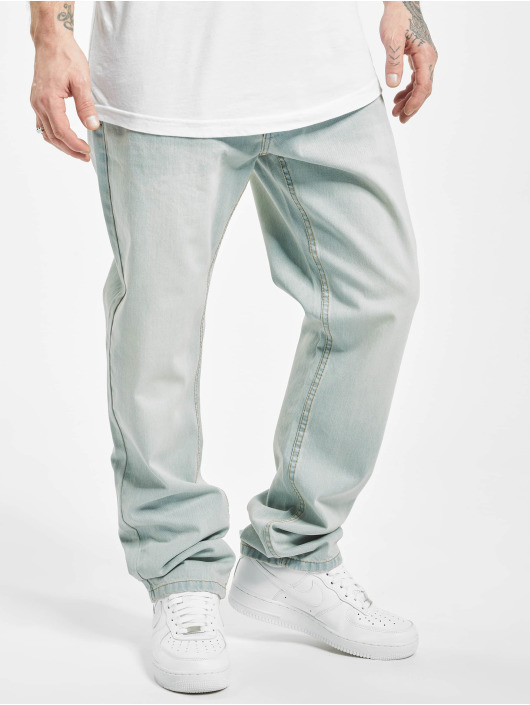 Rocawear Straight Fit Jeans TUE Relax blau