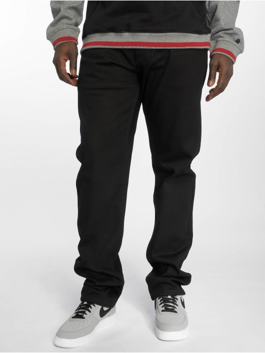 Rocawear Straight Fit Jeans Tony Fit schwarz