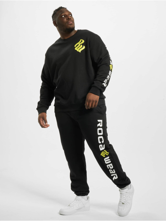 Rocawear Sweat & Pull Big Printed noir