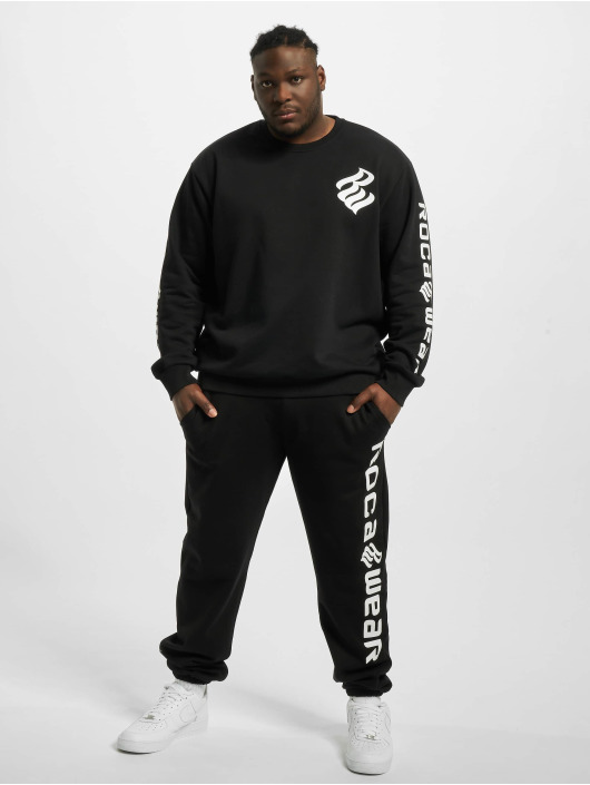 Rocawear Sweat & Pull Big Printed noir