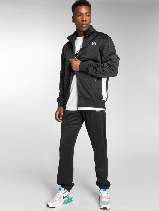 Rocawear Sweat Pant Black Fleece black