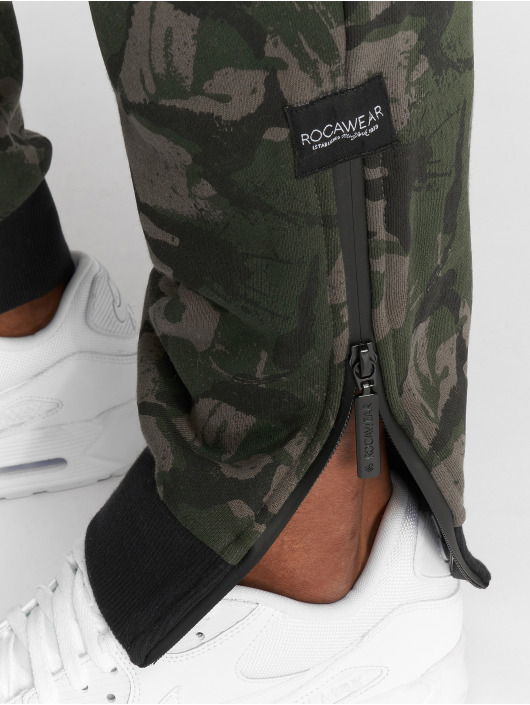 Rocawear Sweat Pant Camou Fleece camouflage