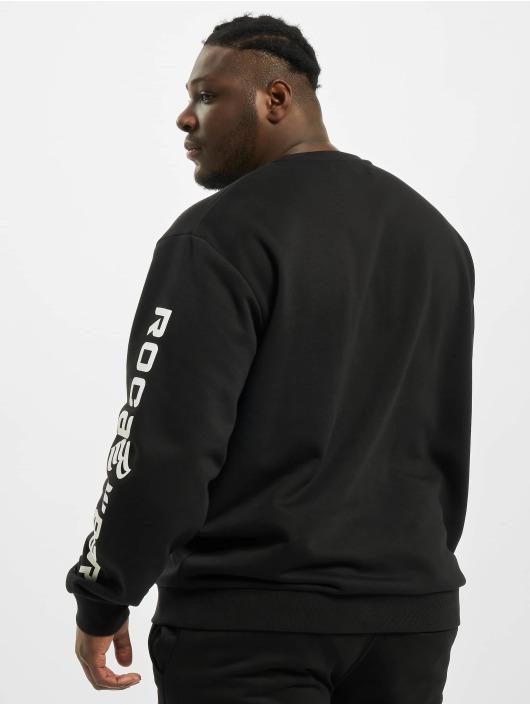 Rocawear Swetry Big Printed czarny
