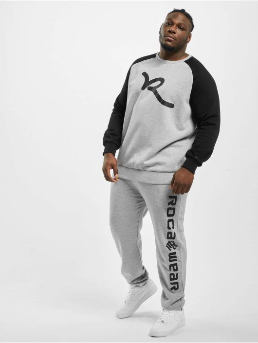 Rocawear Swetry Big Raglan szary