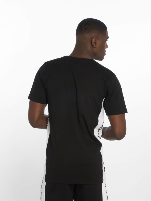 Rocawear T-Shirt Double Logo black