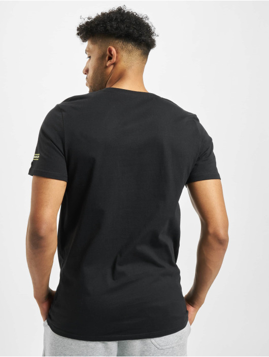 Rocawear T-Shirt Hume black