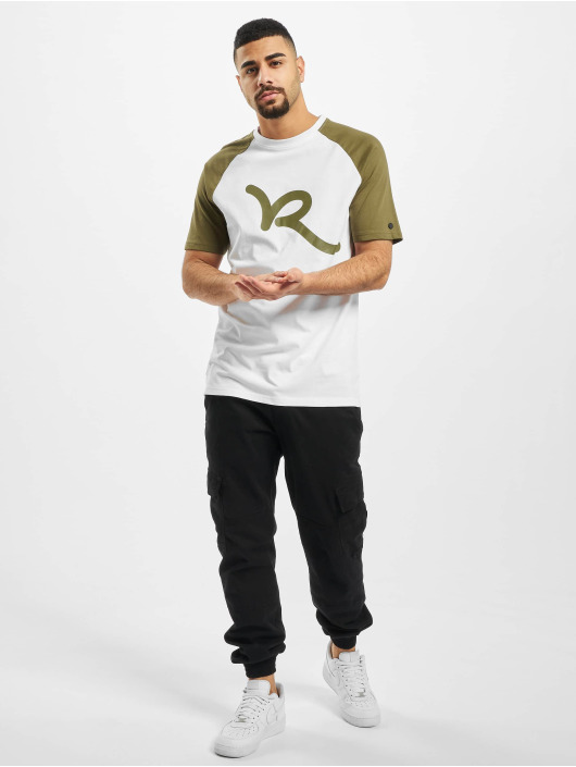 Rocawear T-Shirt Bigs blanc