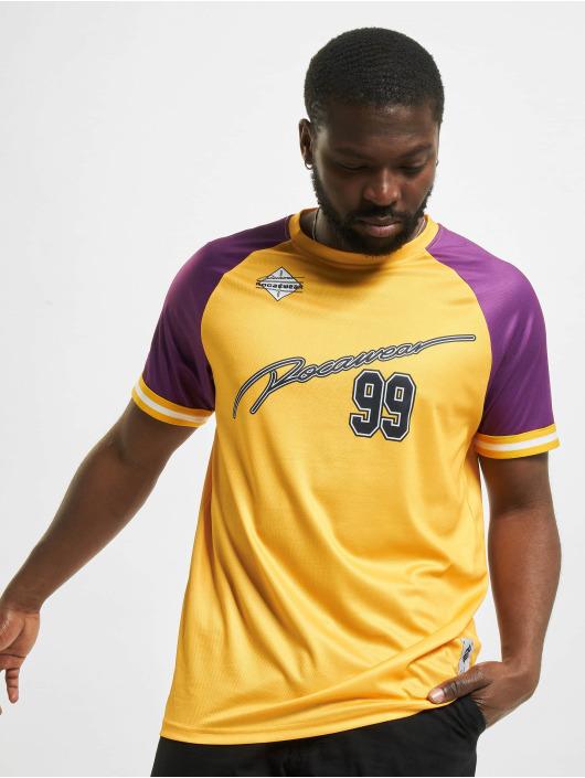 Rocawear T-Shirt Sunset gelb