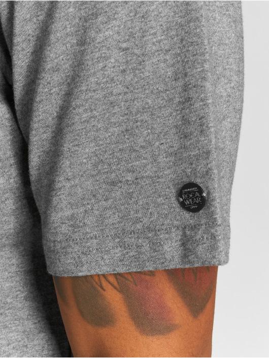 Rocawear T-Shirt RW Zebra S grau