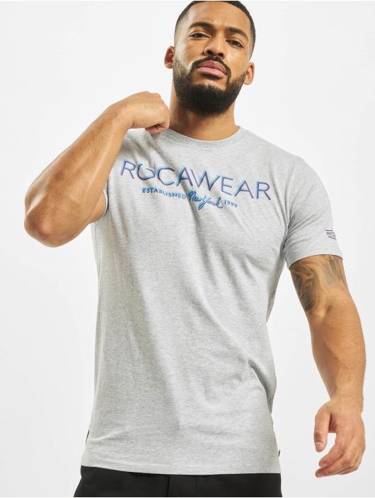 Rocawear T-Shirt Neon grau