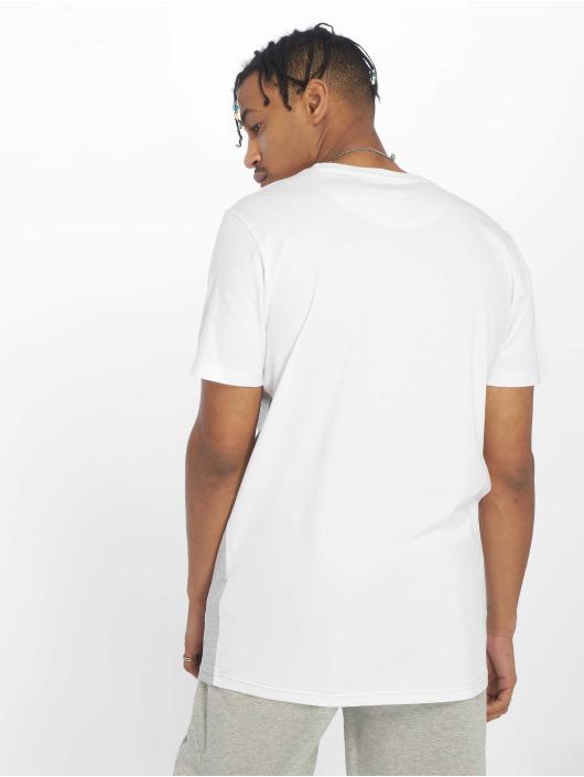 Rocawear T-Shirt redstripe gray