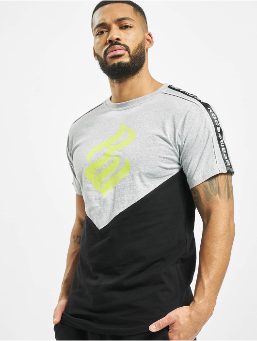 Rocawear T-shirt Saville grigio