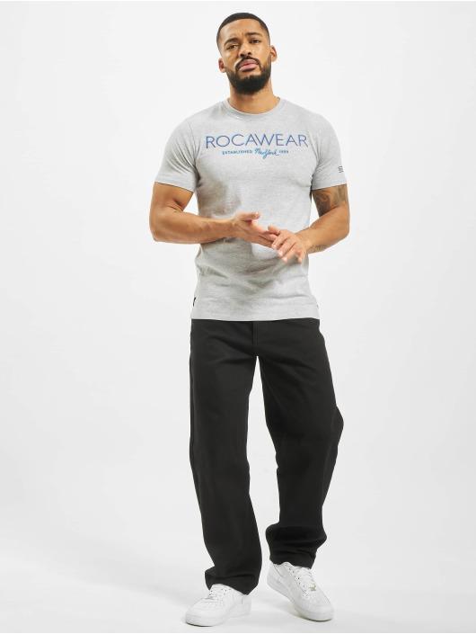 Rocawear T-Shirt Neon gris