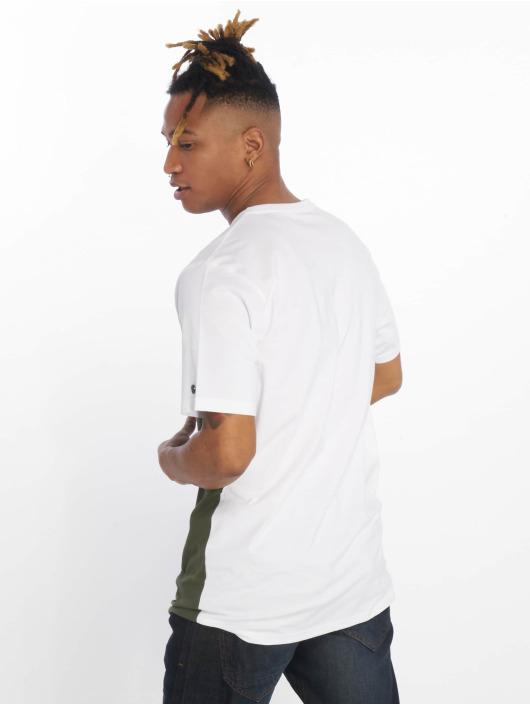 Rocawear t-shirt Camo Block groen