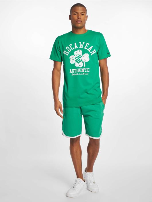 Rocawear T-Shirt Clover grün