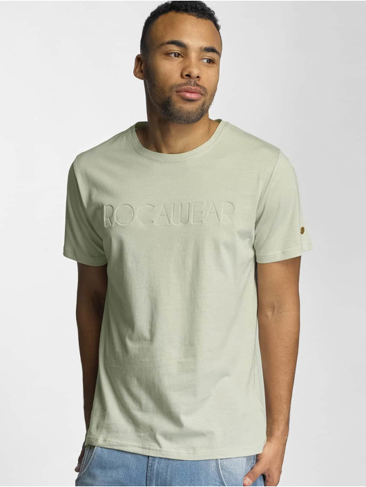 Rocawear T-Shirt Logo olive