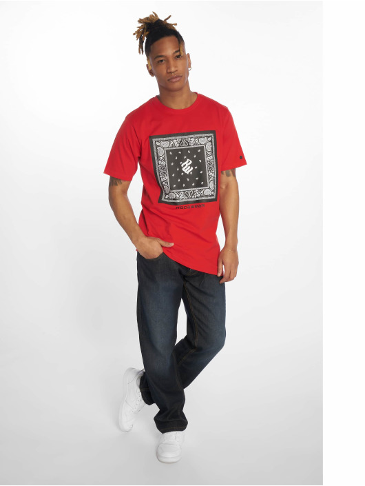 Rocawear T-Shirt Bandana rot