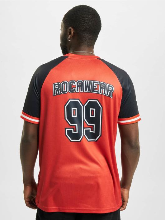 Rocawear T-Shirt Sunset rot