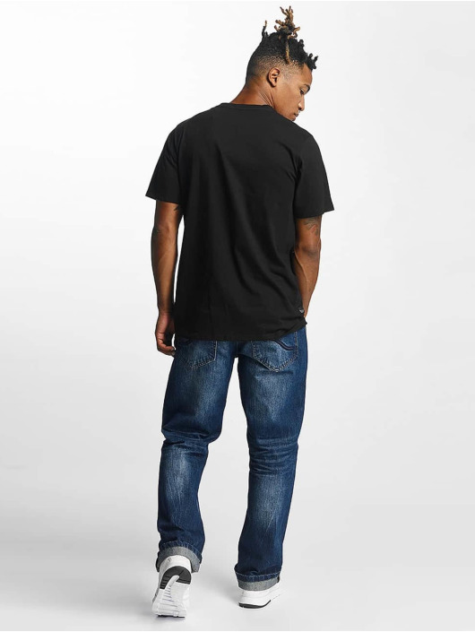 Rocawear T-Shirt Retro Basic schwarz