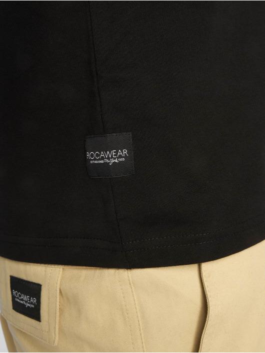 Rocawear T-Shirt Bandana schwarz
