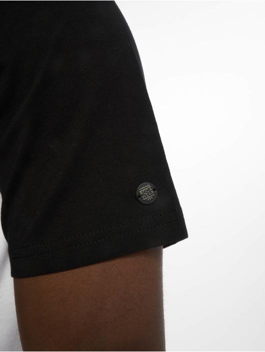 Rocawear T-Shirt Double Logo schwarz