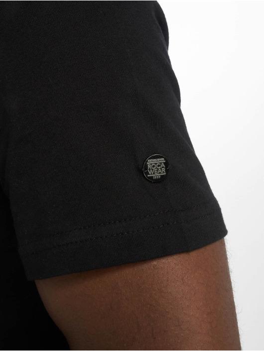 Rocawear T-Shirt DC schwarz