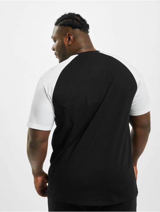 Rocawear T-Shirt Big Raglan schwarz