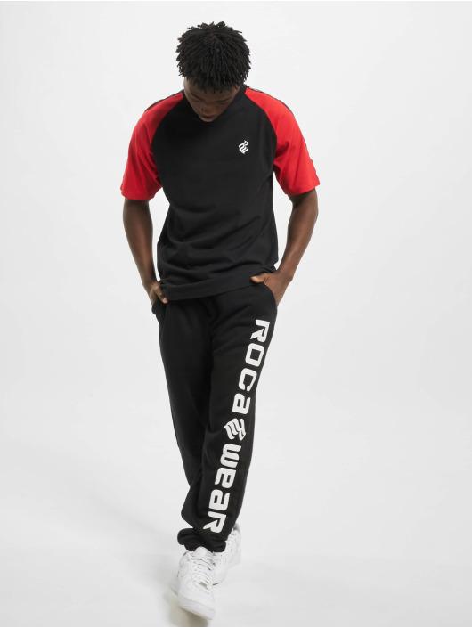 Rocawear T-Shirt Midwood schwarz