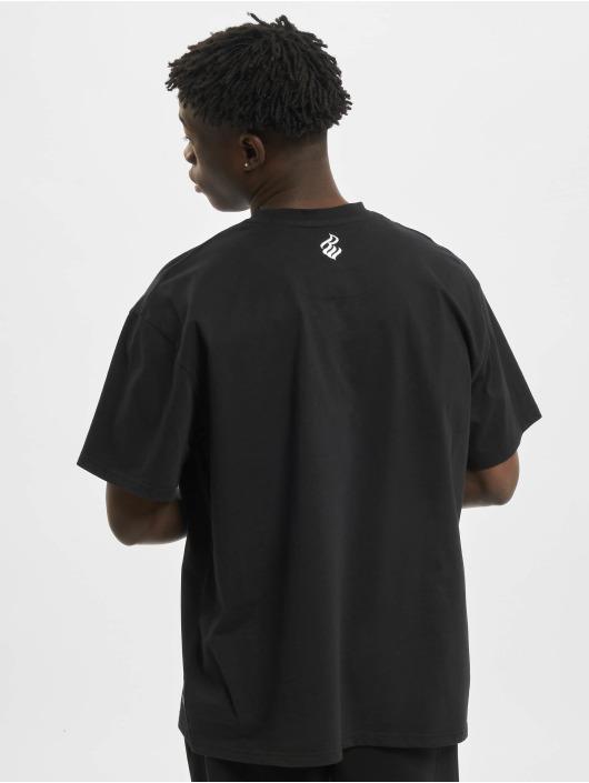 Rocawear T-Shirt Woodhaven schwarz