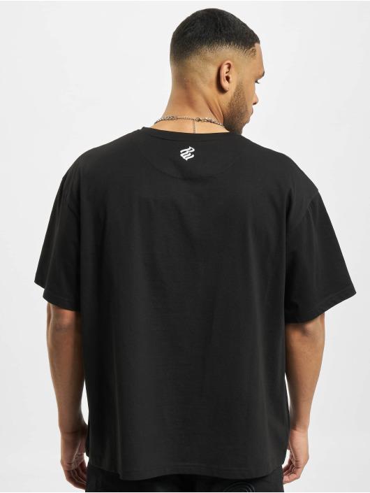 Rocawear T-Shirt Flathbush schwarz